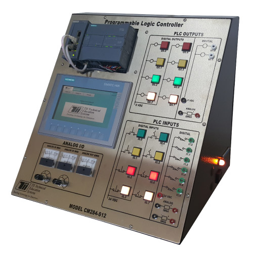 Siemens Integrated PLC and HMI - TII Technical Education System