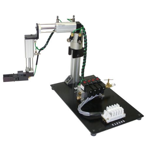 Pneumatic Robotics Training Tii Technical Education Systems
